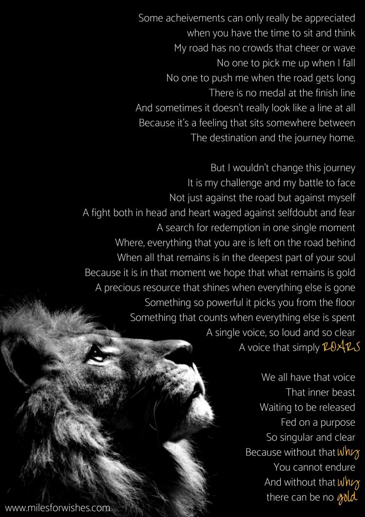 Gold poem Poster (1)