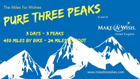 pure three peaks - Blog