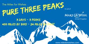 pure three peaks - Twitter